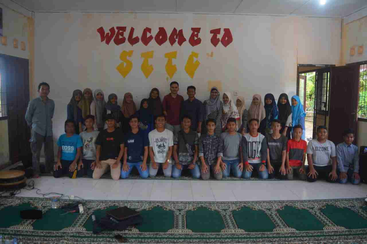 STTC Gelar Workshop Videography